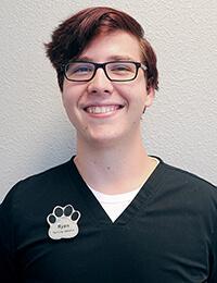 Ryan, Veterinary Technician