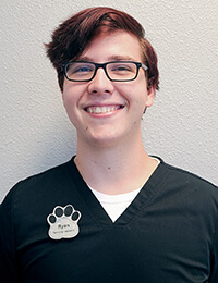 Ryan, Veterinary Technician